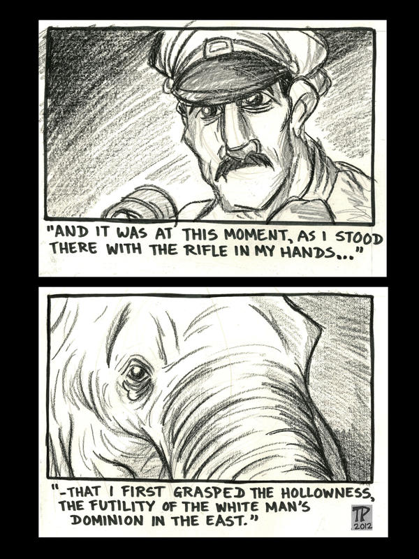 essays on shooting an elephant by george orwell