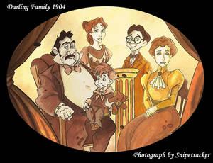 Darling Family Portrait