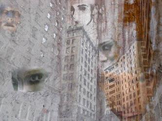 city life city pain by frost-byte