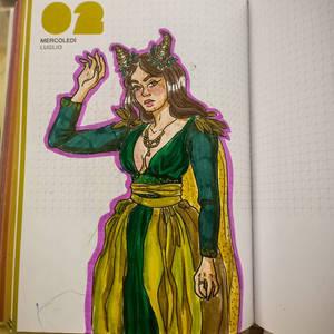 Queen of Elfhame
