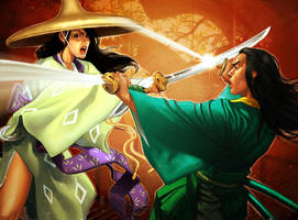Hojatsu's Legacy Stile by AdmiraWijaya