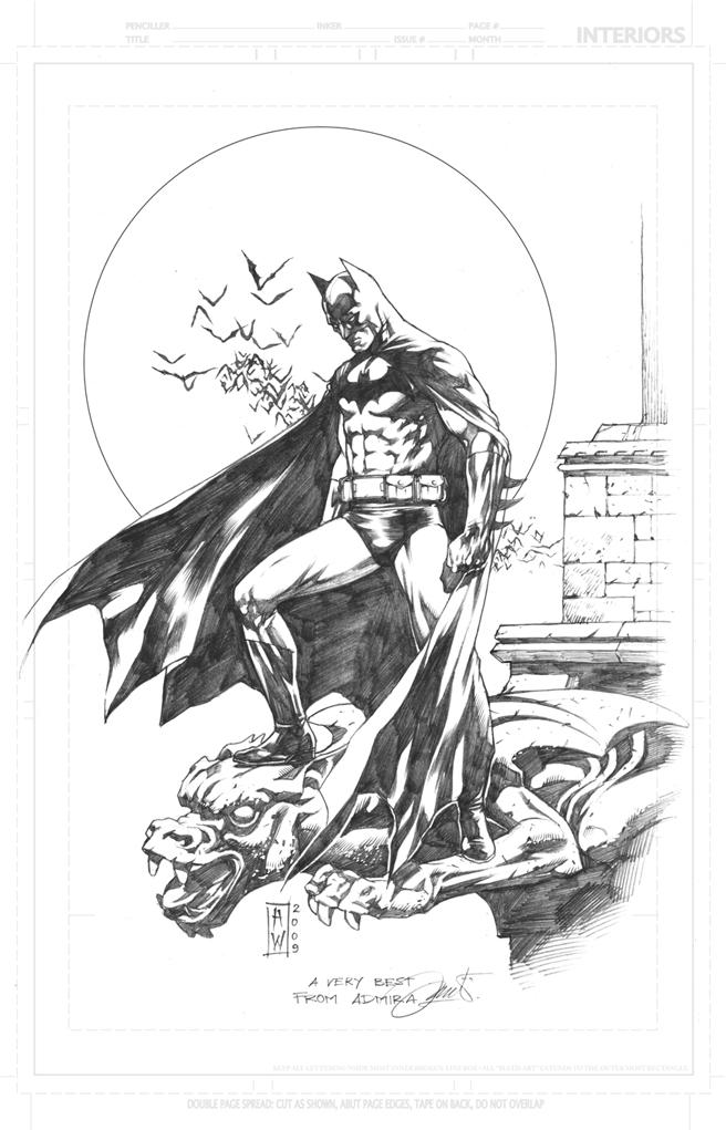 Batman By Admirawijaya On Deviantart