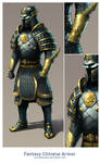 Fantasy Chinese Armor