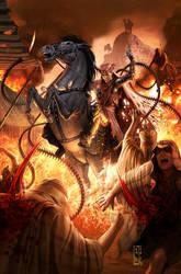 Witchblade Trinity by AdmiraWijaya