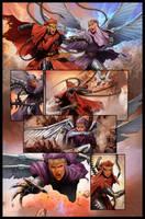 Witchblade Trinity page 7 by AdmiraWijaya