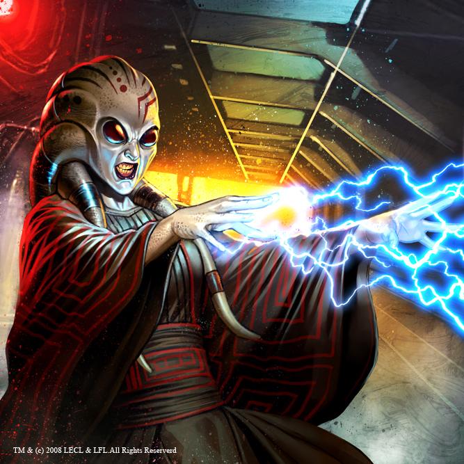 force lightning by AdmiraWijaya