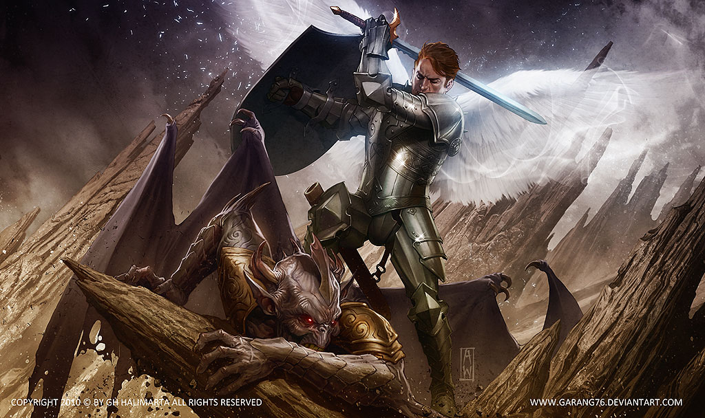 Demon Slayer by AdmiraWijaya