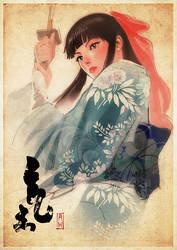 Spirit Girl by AdmiraWijaya