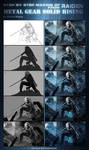 Step by step of Raiden