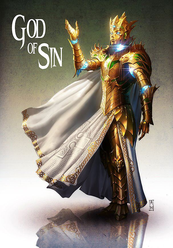 God of Sin by AdmiraWijaya on DeviantArt