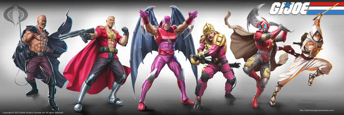 The Cobra Squad by AdmiraWijaya