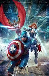 Kiehls Marvel by AdmiraWijaya