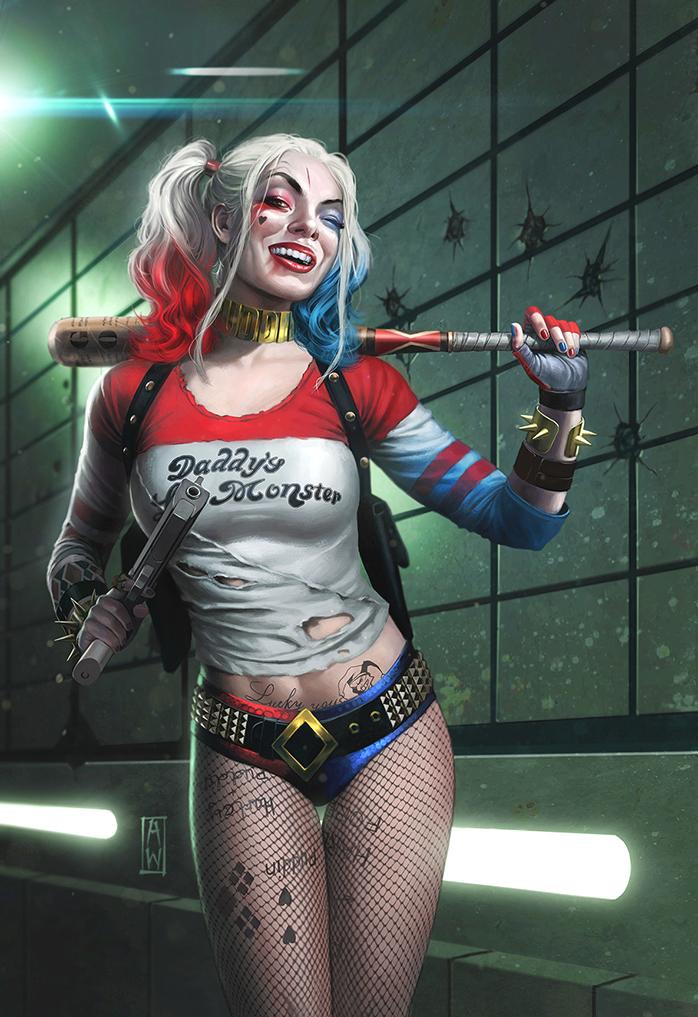 Harley Quin Porno