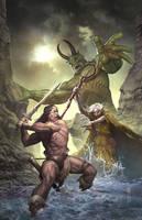 Dark Horse Conan the Slayer #3 by AdmiraWijaya
