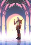arjuna mencari cinta