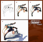 Step By step Cammy