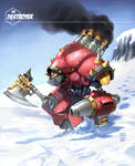 Warmachine_The Destroyer