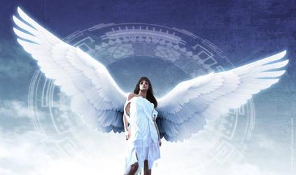 Sad angel by AdmiraWijaya