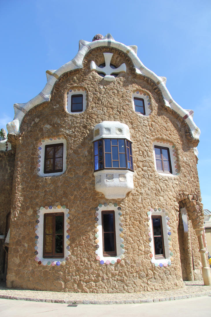 Barcelona architecture by gaudi by naivaan on deviantart for Architecture gaudi