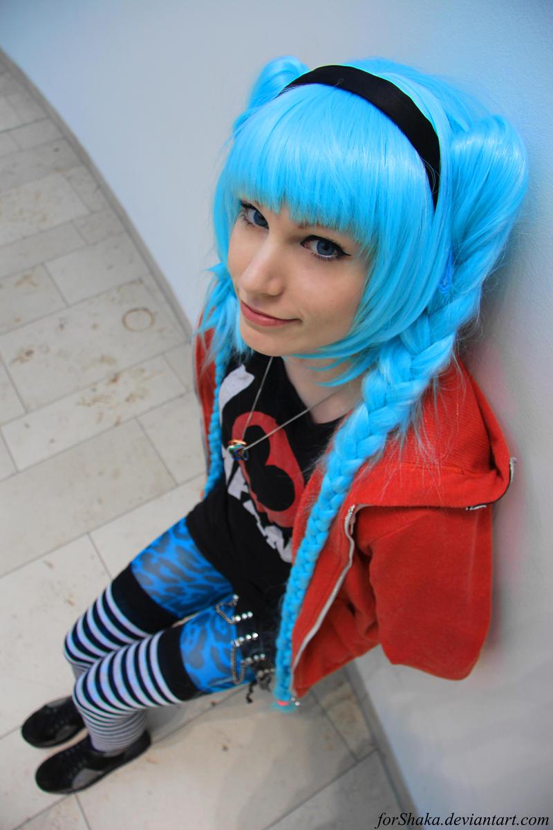 Miku Hatsune Misa Pic 2 - Febuary 10, 2012 by Naivaan