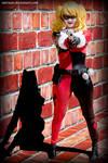 Harley Quinn does PENG!! - May 16, 2014