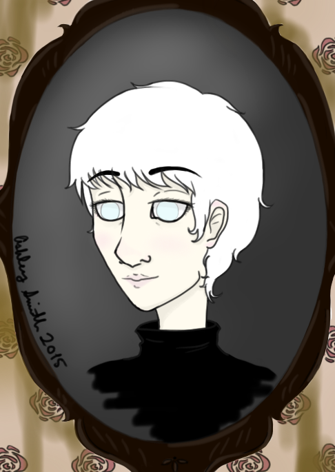 Confined Within A Frame by Cartoonsforever on DeviantArt