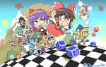 Super Touhou Project 3!
