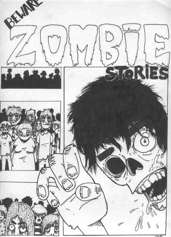 ZOMBIES by WerterSkelterNOW