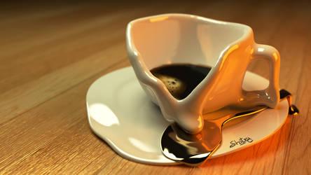 Dali cup by Shatzy--Shell
