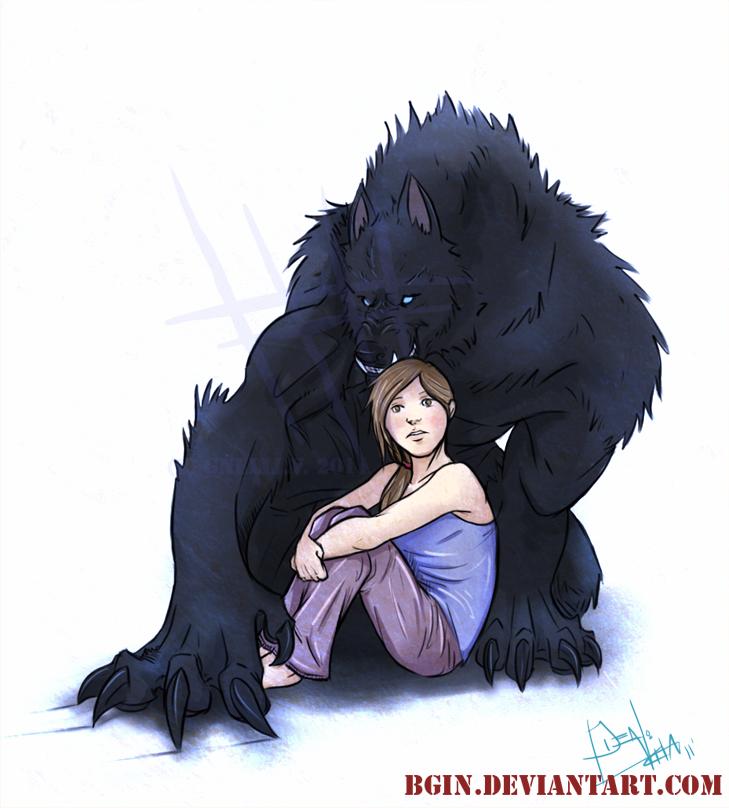Faithful protector by BGin