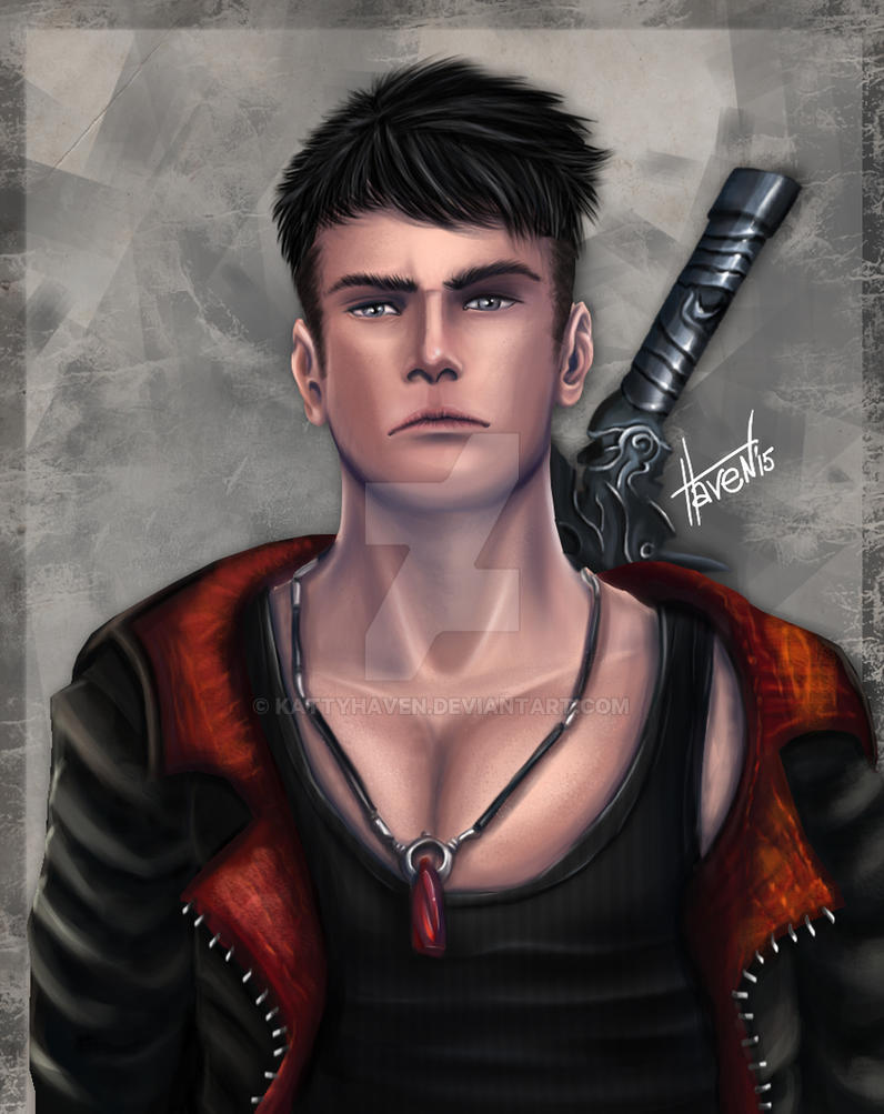 Dante- Dmc No Beard by kattyhaven