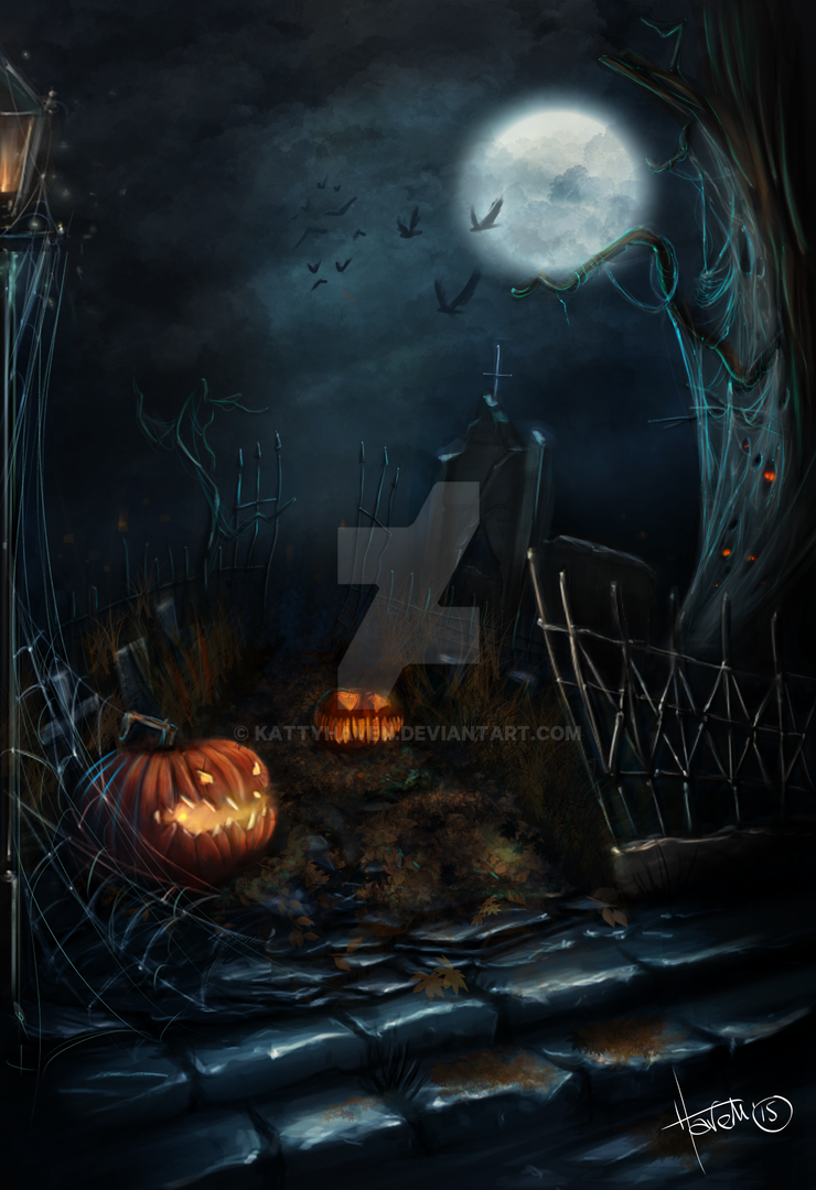 Halloween 2015 Final by kattyhaven