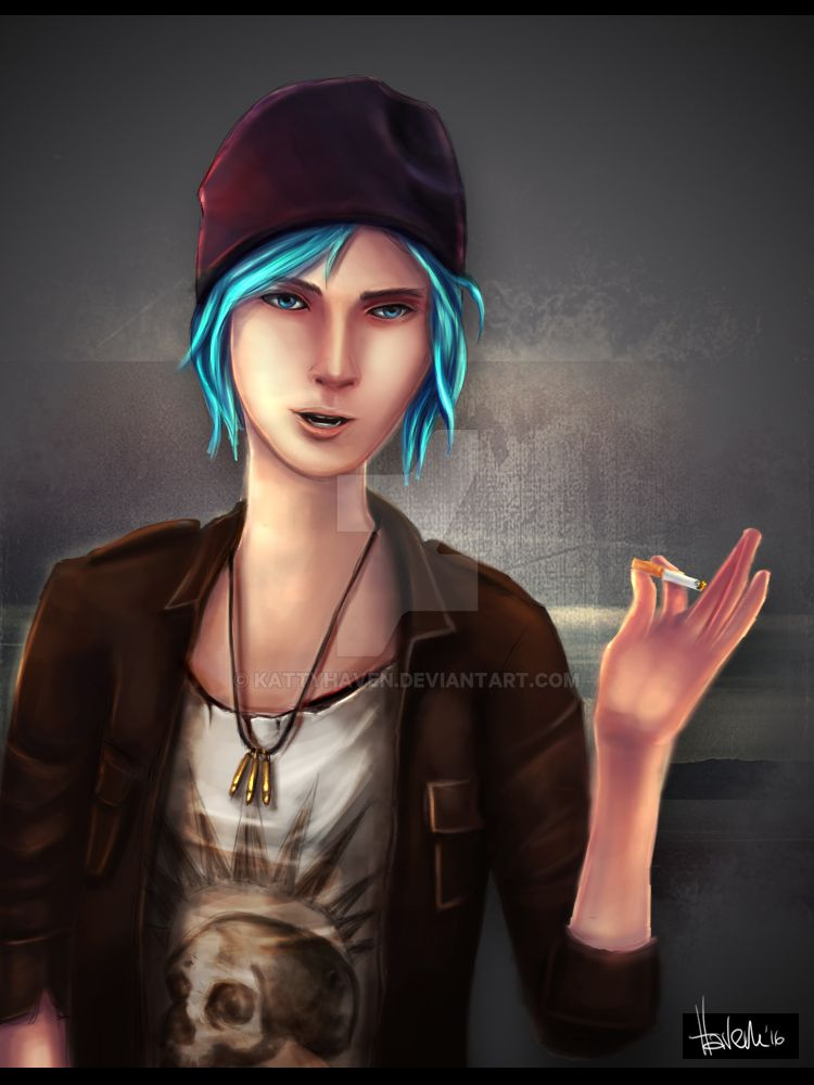 Chloe Price life is strange by kattyhaven