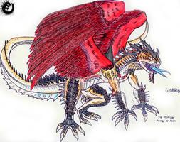 The Rhedosaurus Legacy:Giorgio by Kaptain-Kefiah