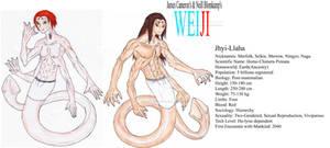 WEIJI Minor Races: Jhyi-llaha