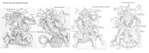 WEIJI: Ha-Lyiss Imperial Armada