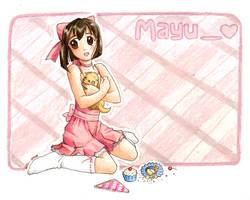 +EL - Happy Birthday Mayu + by Hanaurimusume