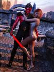 Jaely Adarran - No Sith No Jedi by Shary