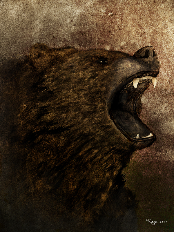 The Grizzly by Roma2011