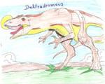 Deltradromeus
