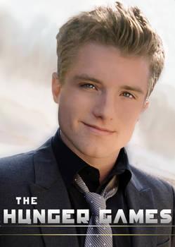 Josh as Peeta