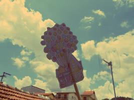 Up in the clouds by beri-cram