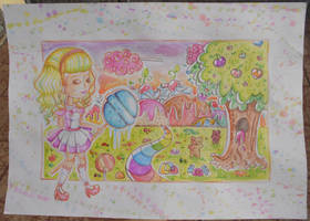 Candy Land by beri-cram