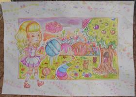 Candy Land by beri-cram