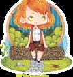 Davven, the little derp by beri-cram