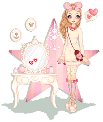 HAPPY POUPEE BIRTHDAY LAIS!! by beri-cram