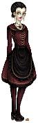 Red Dress by beri-cram