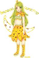 The Banana Queen by beri-cram