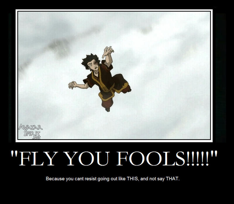 Fly you Fools by Omnipotrent on DeviantArt