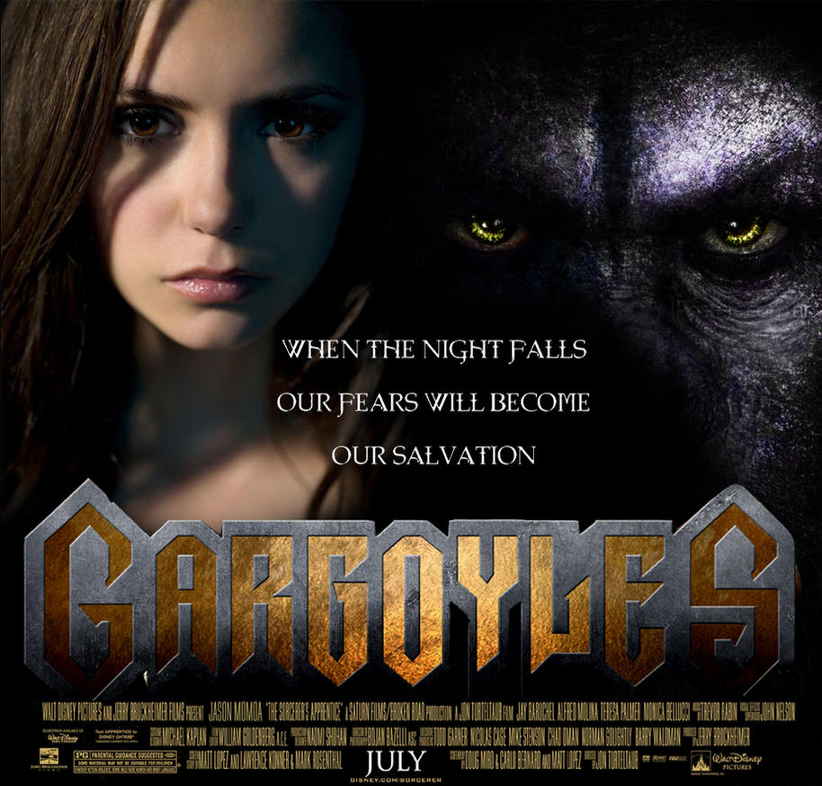 gargoyles the movie by omnipotrent on deviantart